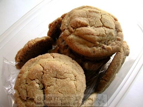 Erikas pb cookies