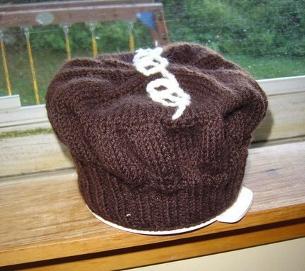 Hostess Cupcake Hat