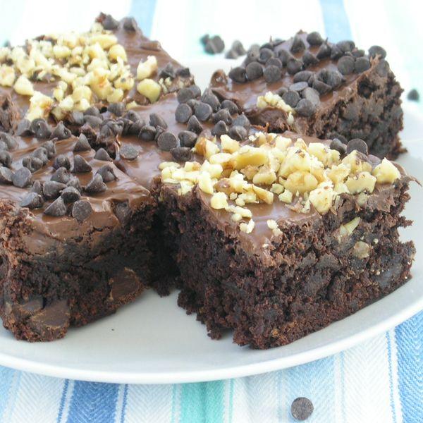 WORLD NUTELLA DAY 2009 - Nutella Chocolate Fudge Brownies ...