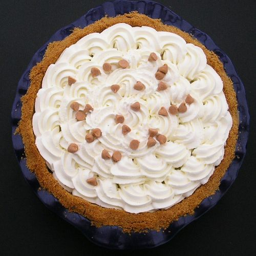 Baileys Irish Cream Mousse Pie