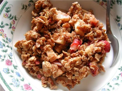 Baked Oatmeal - So Good For You!