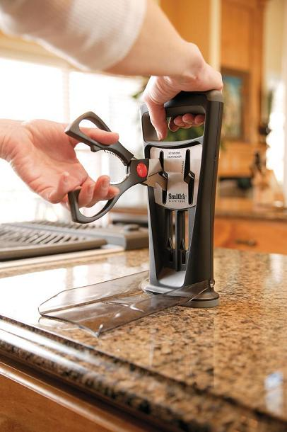 Smith's Edge Counter Safe Knife and Scissors Sharpener - Copy