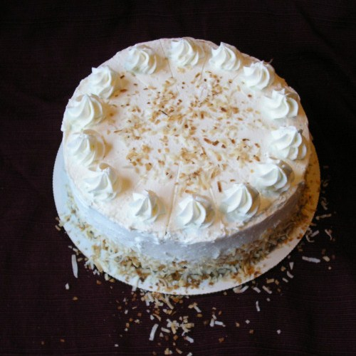 Coconut Cake with Toasted Coconut3