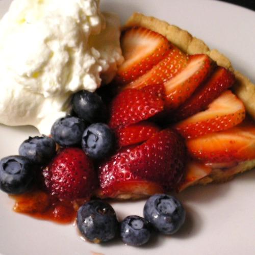 Fresh Strawberry Tart3
