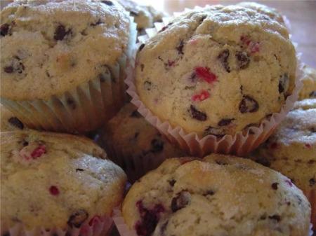 Fresh Strawberry Muffins1