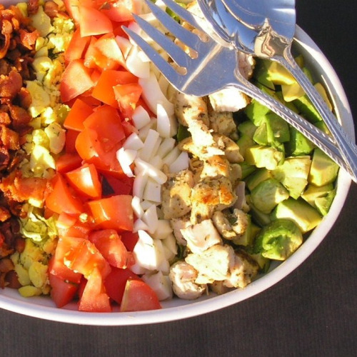 Cobb Salad Recipe1