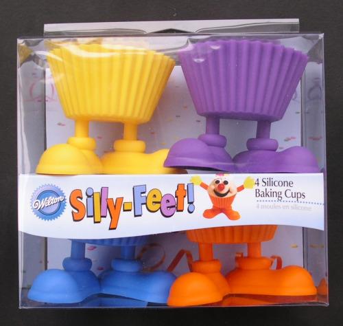 Wilton Silly Feet1