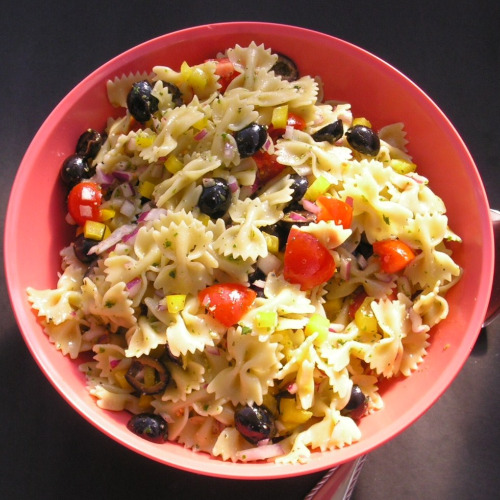 Easy Pasta Salad Recipe1
