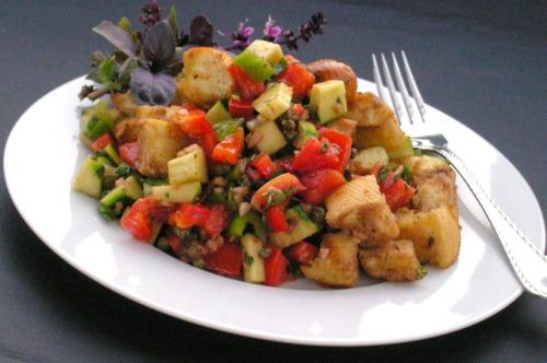 Panzanella Salad Recipe1