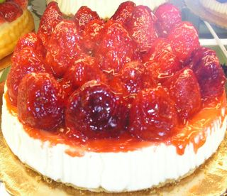 Strawberry Cheesecake1