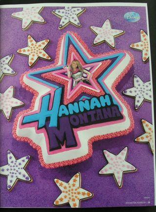 Hannah Montana Cake from Wilton