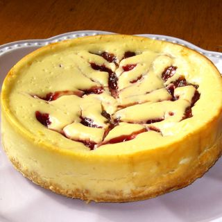 White Chocolate Raspebrry Cheesecake1