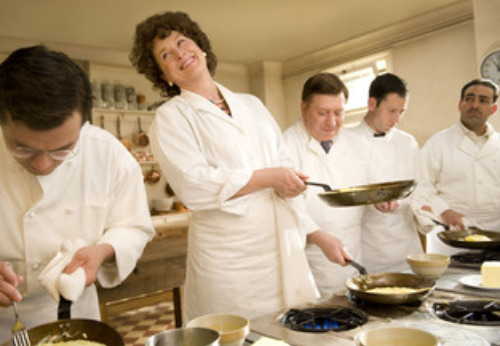 Julie & Julia starring Meryl Streep and Amy Adams
