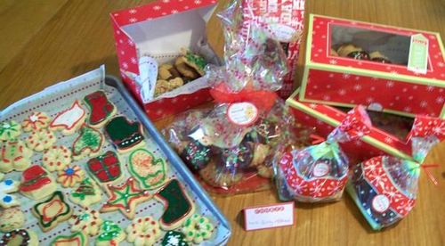 Wilton Packaged Cookies