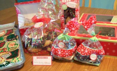 Wilton Bagged Cookies