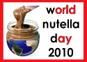 World Nutella Day 2010 Button