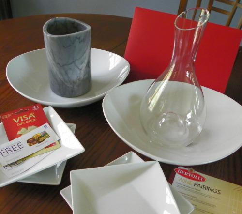 Bertolli Food & Wine Pairing Kit8