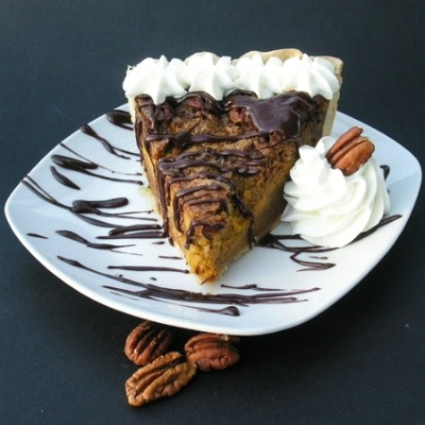 Kentucky Derby Pecan Pie Recipe jpg