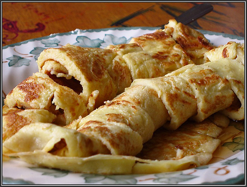 German Pancakes for National Pancake Day
