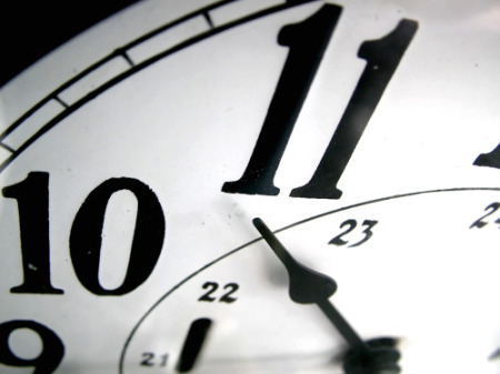 Daylight Savings Time 2011 Begins March 13, 2011