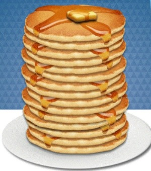 Free IHOP Pancakes National Pancake Day March 1, 2011