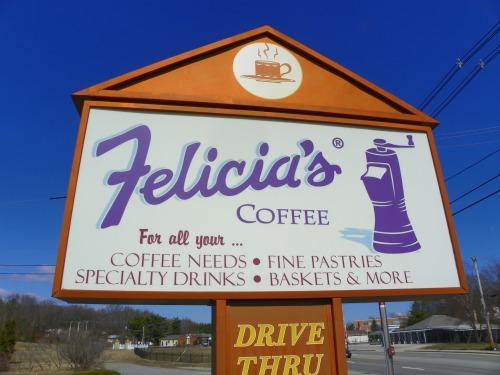 Felicia's Zeppole East Greenwich Rhode Island