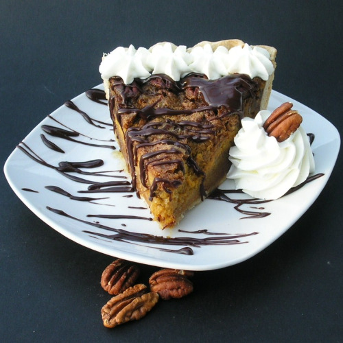 Toll House Cookie Pie