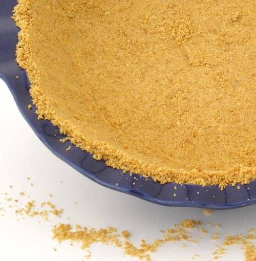 Graham Cracker Pie Crust image