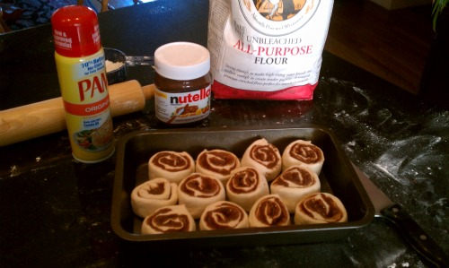 Chocolate Nutella Hazelnut Sticky Buns image 6