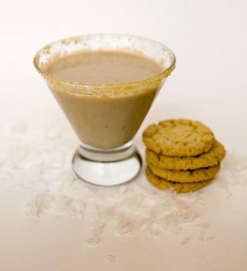 7 Layer Cookie Tequila Partida  Cocktail Recipe image