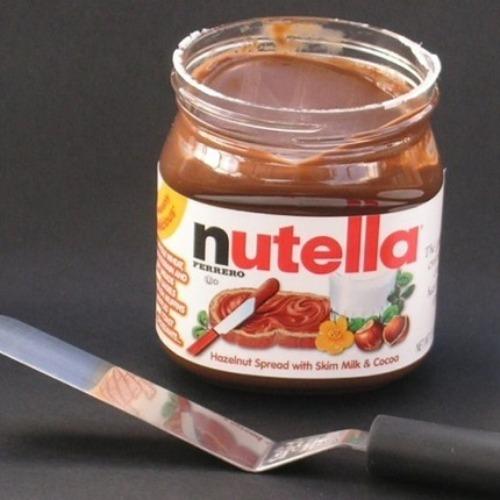 Nutella Hazelnut Spread for World Nutella Day 2012