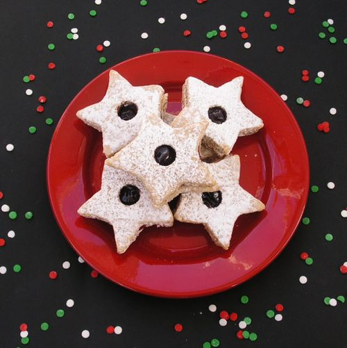 Christmas Shortbread Cookies Recipe image