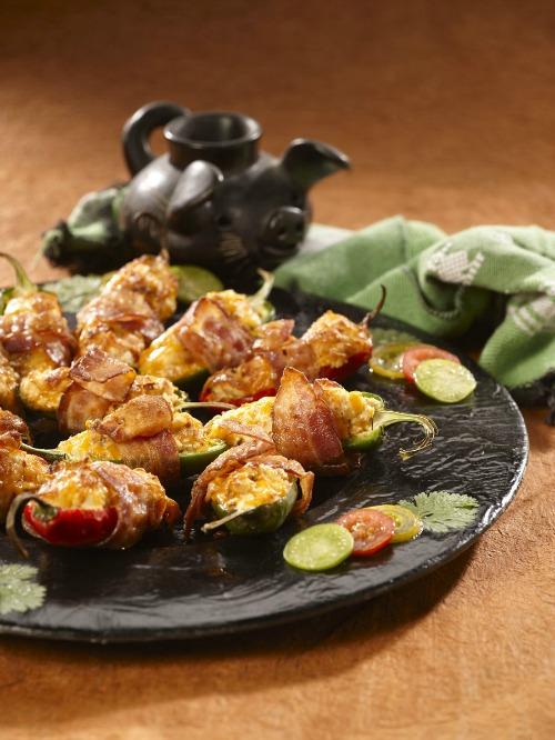 Boar's Head  Chipotle ChickenStuffed Peppers Recipe image