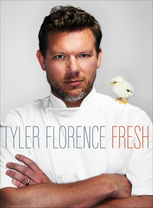 Tyler Florence Fresh Cookbook Cover