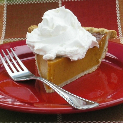 Homemade Pumpkin Pie Made with Libby's Pumpkin image