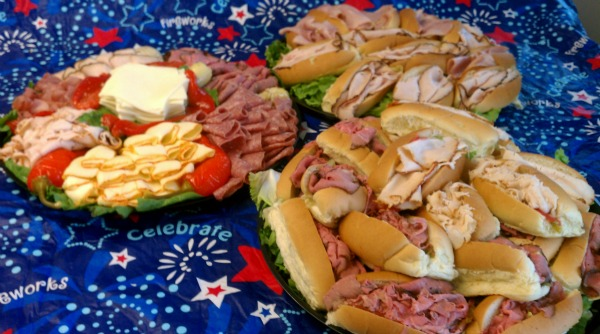 Best Super Bowl Appetizers - Boar's Head Meat and Cheese Platters image 3