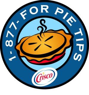 Crisco Pie Hotline Logo image