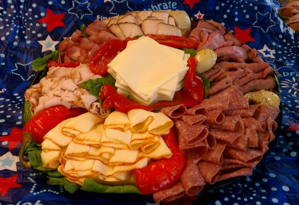 Best Super Bowl Appetizers - Boar's Head Meat and Cheese Platters image 7