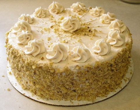 recipes carrot cake